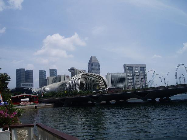 Singapur. Smaki, kolory, zapachy…