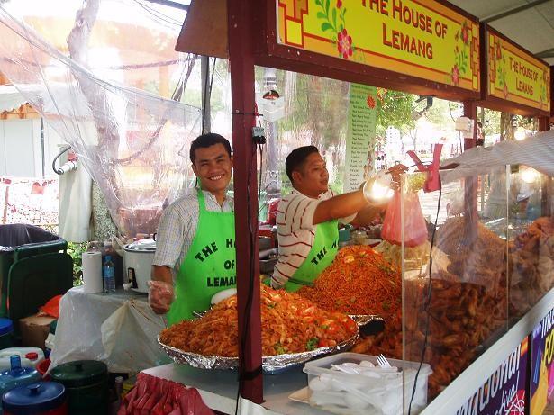 Singapur Smaki, kolory, zapachy…