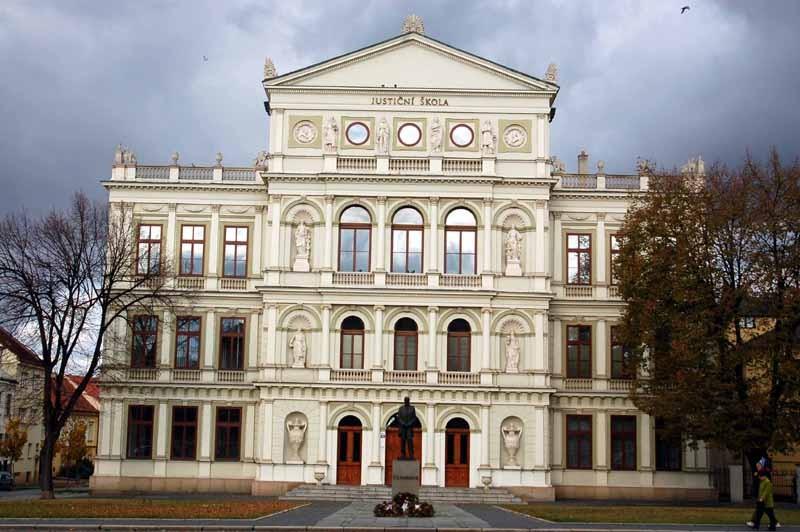 Kroměříž. Stare miasto i biskupie ogrody
