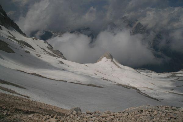 Triglav Pod świętą górą Słoweńców