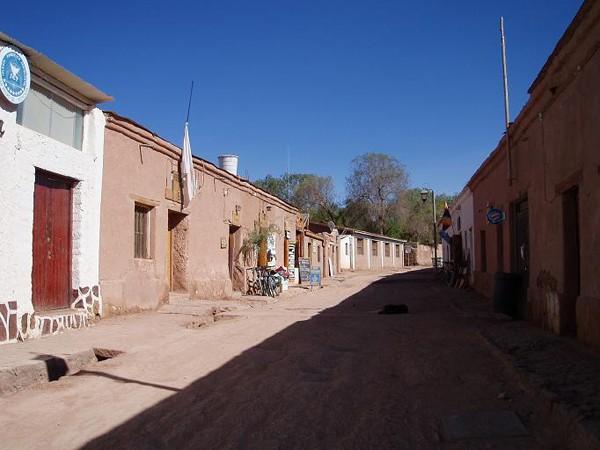 San Pedro de Atacama. Turystyczna oaza na środku pustyni