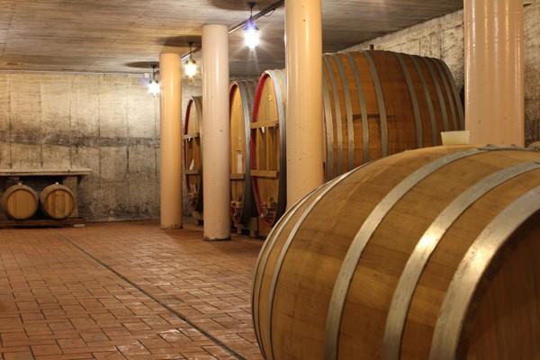 Peschiera Tu dojrzewa wino Jana Pawła II