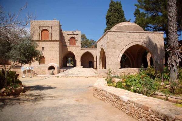 Agia Napa. Klasztor dał początek miastu