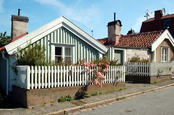 Karlskrona Uroki miasta na 33 wyspach