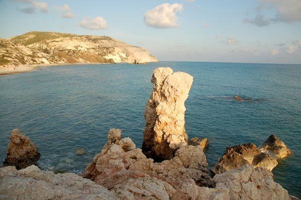 Pafos. Na tropie pięknej Afrodyty