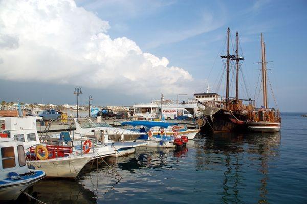 Pafos. Wędrówki starożytnego miasta