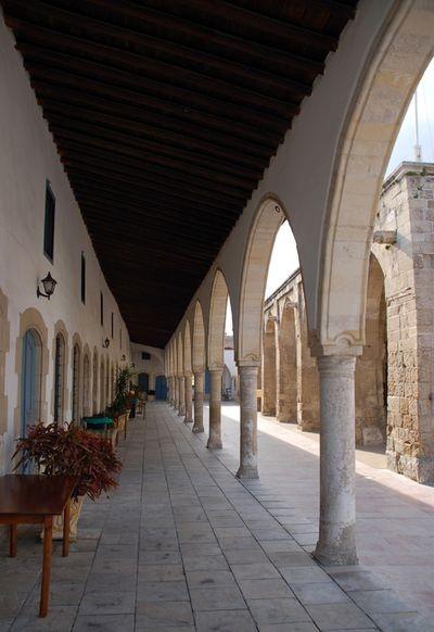 Larnaka. U grobu świętego Łazarza