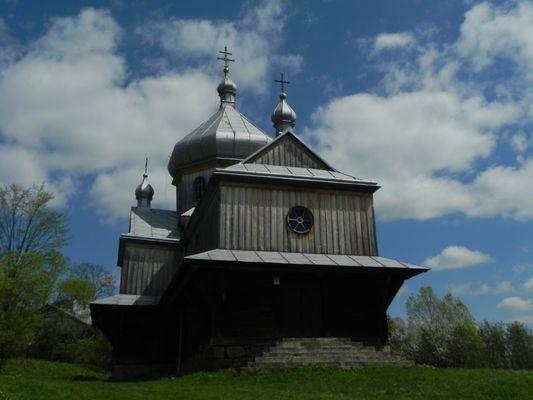 Daliowa Cerkiew w stylu narodowym