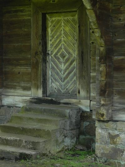 Daliowa. Cerkiew w stylu narodowym