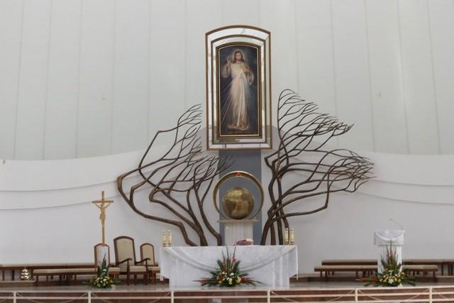 Kraków-Łagiewniki. Sanktuarium Bożego Miłosierdzia