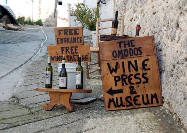 Omodos. W świecie wina i misternych koronek