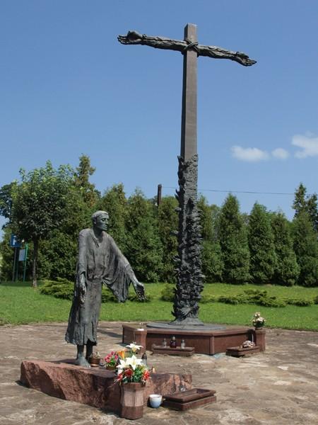 Dukla. Papieski pomnik zamiast czołgu