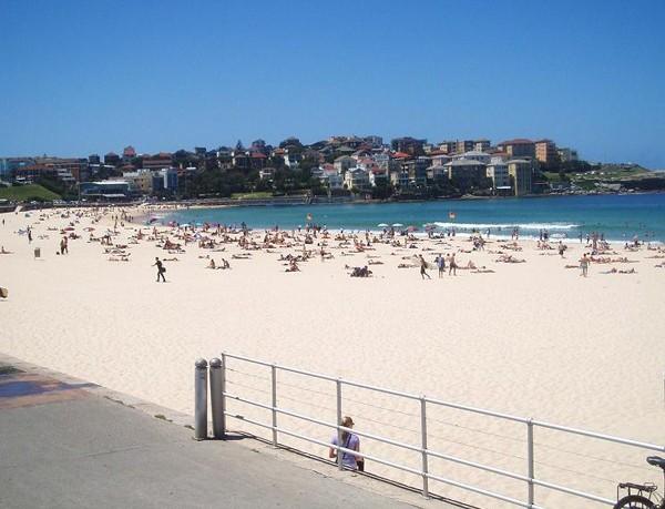 Sydney. Tu wypoczywa się na plaży