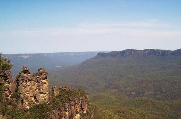 Sydney. Góry Błękitne i Hunter Valley