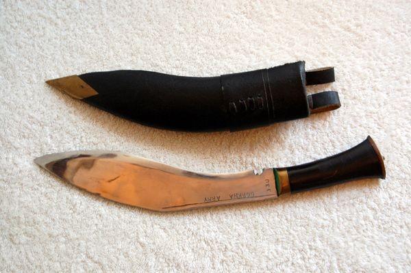 Nepal. Jak kupowałem nóż armii Gurkhów