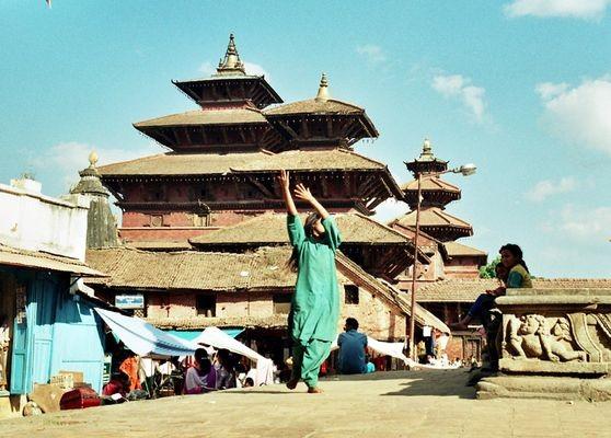 Patan. Po prostu Miasto Piękna