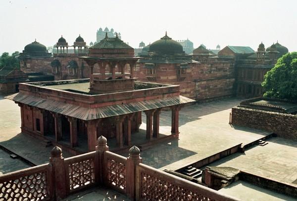 Fathepur Sikri Skarby martwego miasta