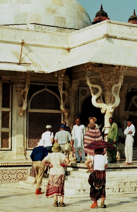 Fathepur Sikri. Skarby martwego miasta
