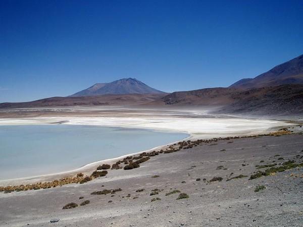 Solar de Uyuni. Przez solną pustynię