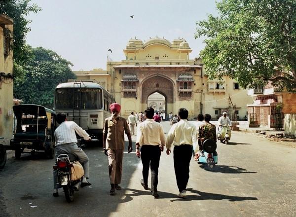 Dżajpur. W stolicy Radżastanu