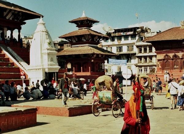 Katmandu Piękno i problemy królestwa