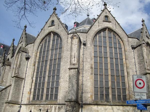 Gouda Niezwykłości kościoła św. Jana