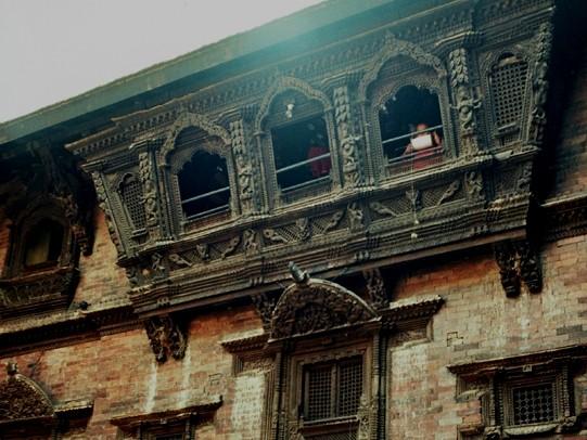 Katmandu. Widziałem Żywą Boginię