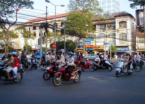Sajgon Gościłam w wietnamskim domu