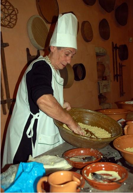 Orroli. W rodzinnej restauracji – muzeum