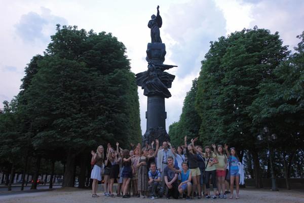 Paryż. Śladem wielkich rodaków