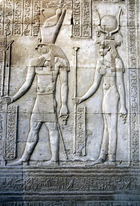 Nil. Między Luksorem a Asuanem