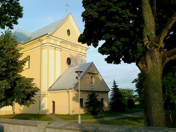 Góra Puławska Świety Wojciech i święto truskawki