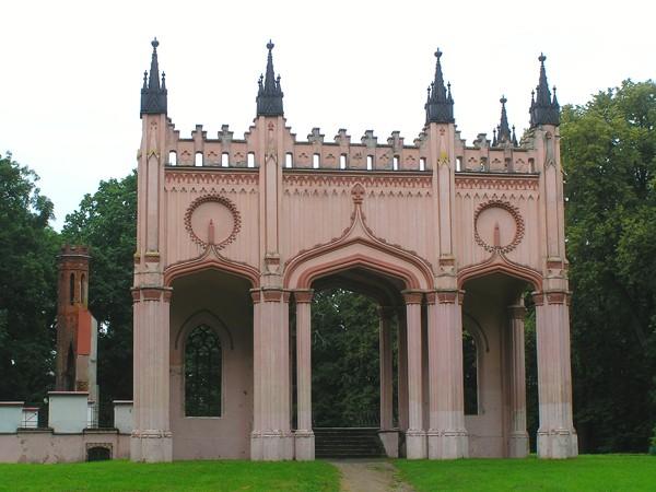 Dowspuda Wart pałac Paca, a Pac pałaca