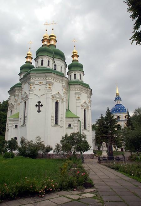 Kijów. Złote kopuły nad Dnieprem