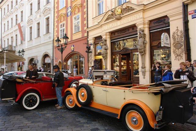 Praga. Nowoczesność nie wadzi dziedzictwu