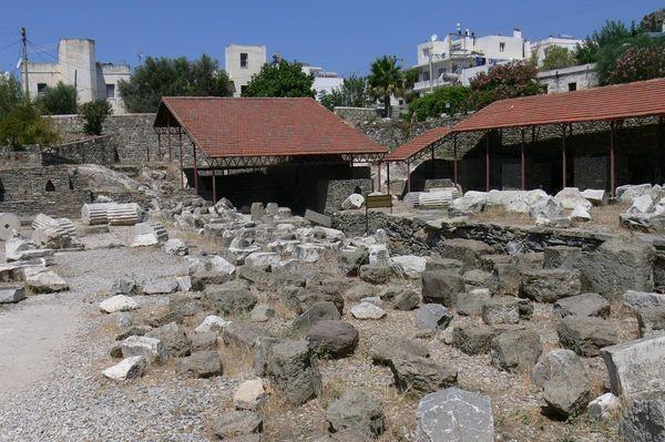 Bodrum. Wiatr od morza w ojczyźnie Herodota