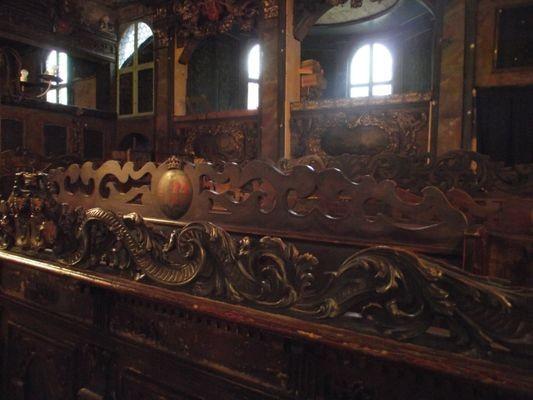 Świdnica. Kościół Pokoju ? z drewna i słomy