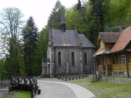 Trzciana Święty Jan z Dukli na Puszczy