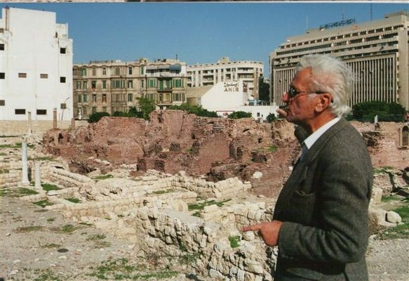 Aleksandria Kto odnajdzie grób Aleksandra?