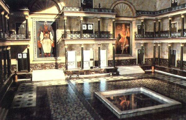 Aleksandria. Biblioteka jak Feniks z popiołów