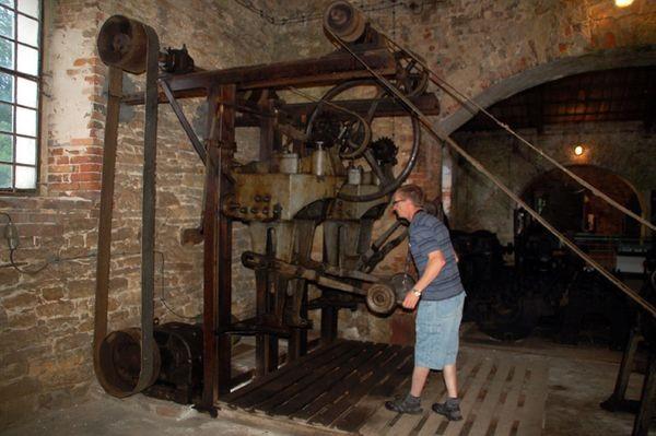 Sielpia Wielka. Najstarsze muzeum techniki