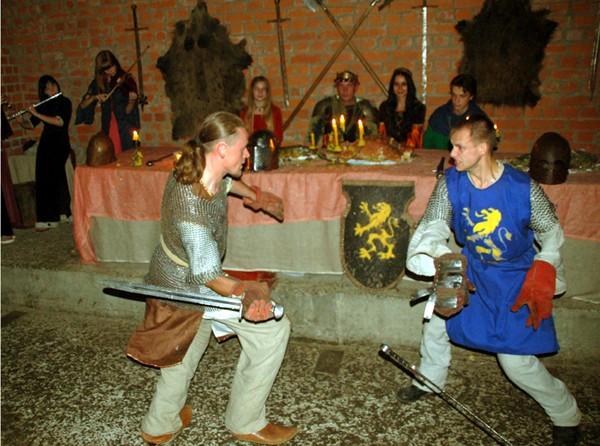 Lida. Rok 1422: Wesele Jagiełły