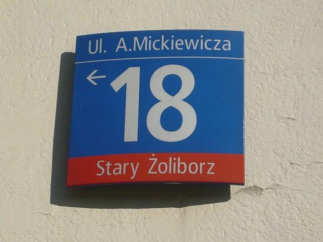 "Warszawa. Nie ma tablicy na domu ""Alka""…"