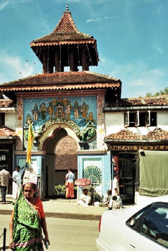 Kandy. Ostatnia stolica państwa Syngalezów
