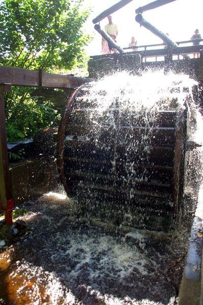 Stara Kuźnica. Koło wodne kręci się od 350 lat!