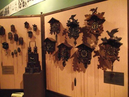 Kłodzko Muzeum co bije, cyka i dzwoni