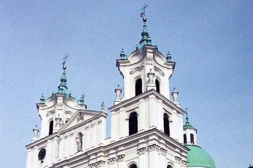 Grodno. Co zostało z dawnych kościołów