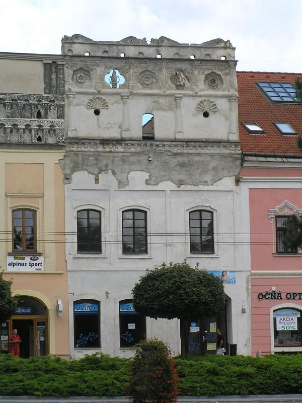 Preszów. Historyczna stolica Szarisza