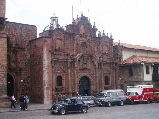 Cuzco. Jestem w pępku inkaskiego świata