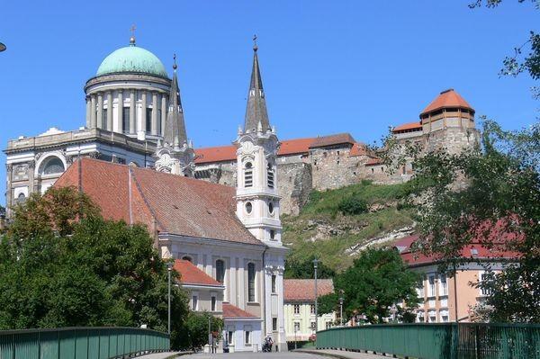 Esztergom Pierwsza katedra na Węgrzech